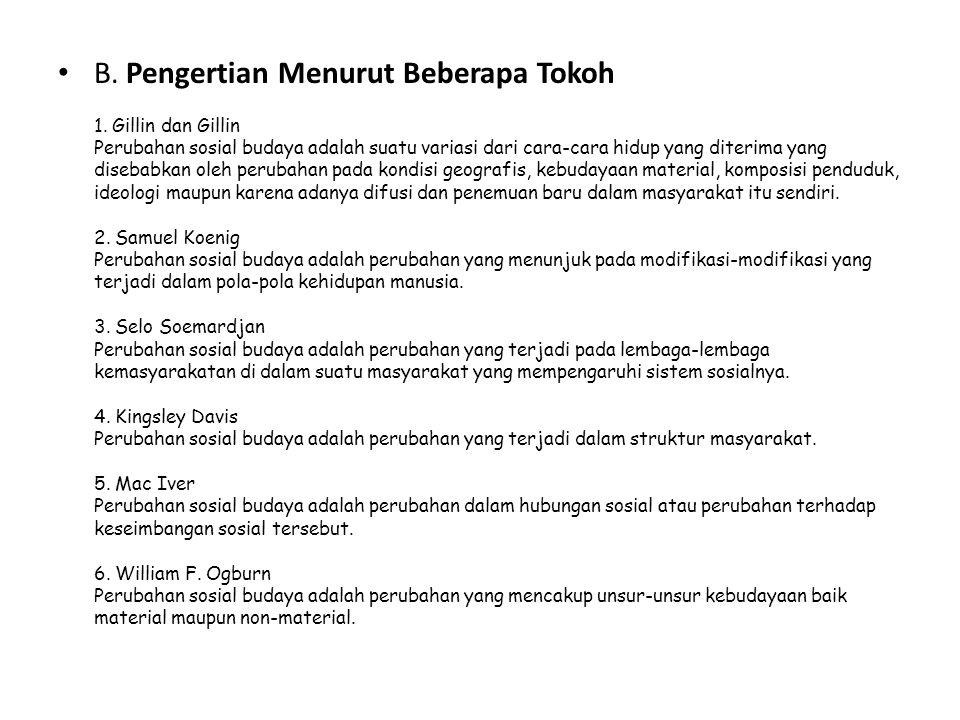 B.Pengertian Menurut Beberapa Tokoh 1.