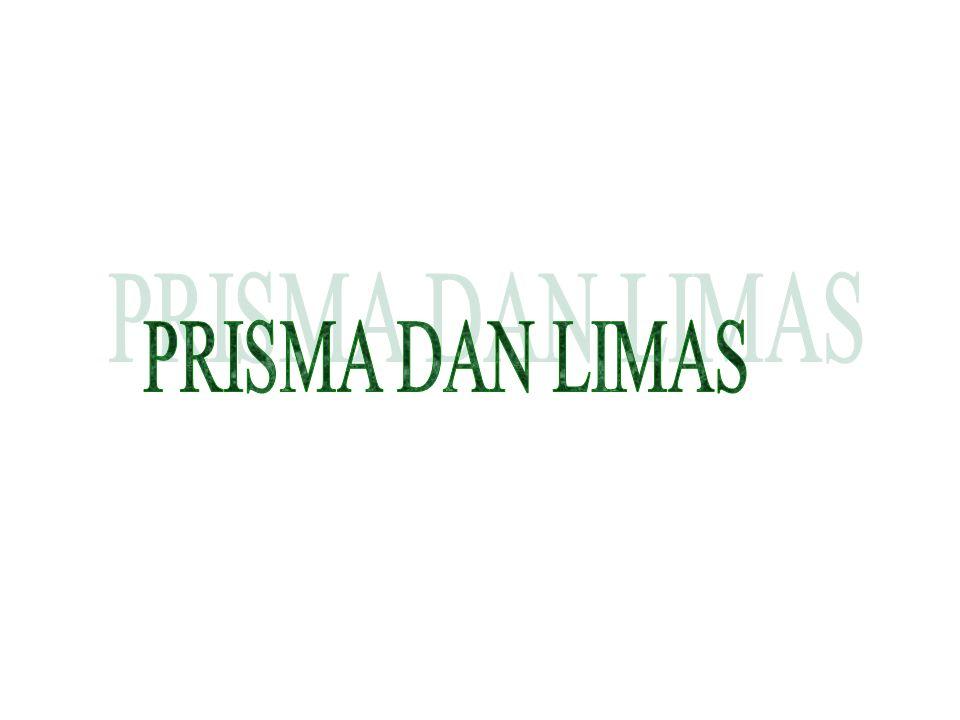 A. LUAS PERMUKAAN PRISMA a b c t