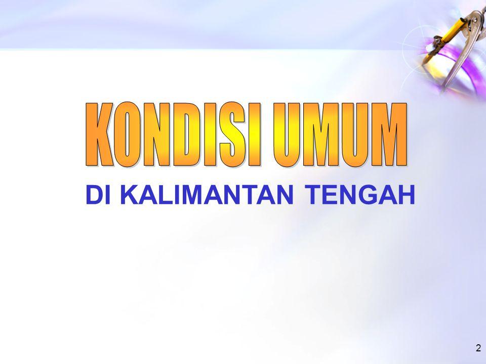 1 EVALUASI KONTRAK KINERJA PROPINSI KALIMANTAN TENGAH KELUARGA BERKUALITAS KELUARGA BERKUALITAS BKKBN PROVINSI KALIMANTAN TENGAH Pebruari 2009 Dipersiapkan untuk RAKERNAS PROGRAM KB NASIONAL Jakarta, 9 – 13 Pebruari 2009