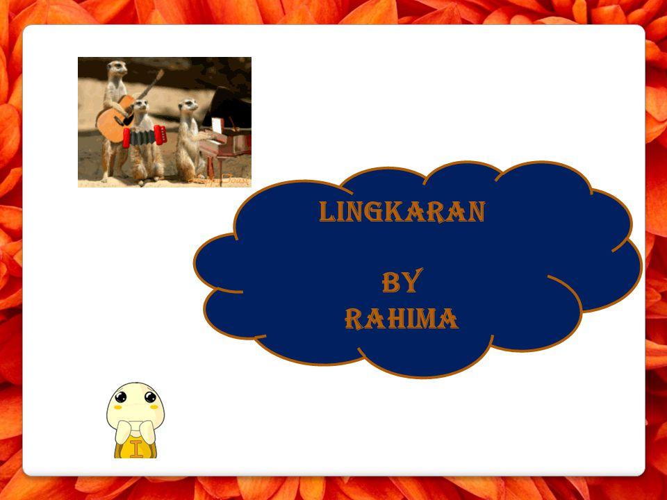 LINGKARAN By RAHIMA