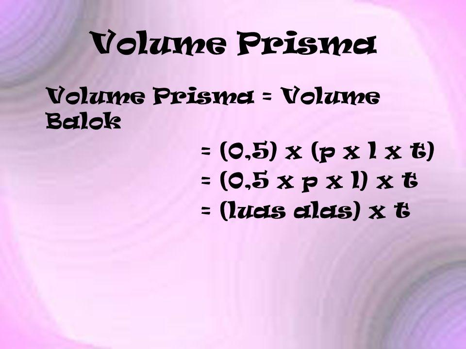 Volume Prisma