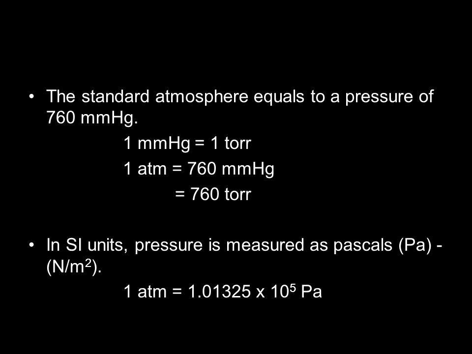 Dalton's Law – Partial Pressure Describing the pressure, volume and temperature relationship of a sample of air, which contains several gases.