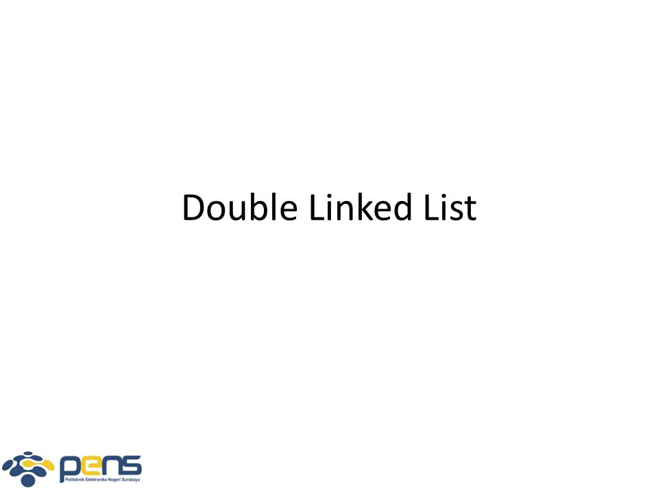 Double Linked List