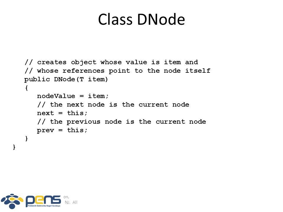 Menghapus Node Sesuai Target Untuk menghapus Node diperlukan dua variabel reference yaitu: – curr : menandai node yang akan di hapus – prevNode : menandai node sebelum curr Menghapus node dilakukan di curr.