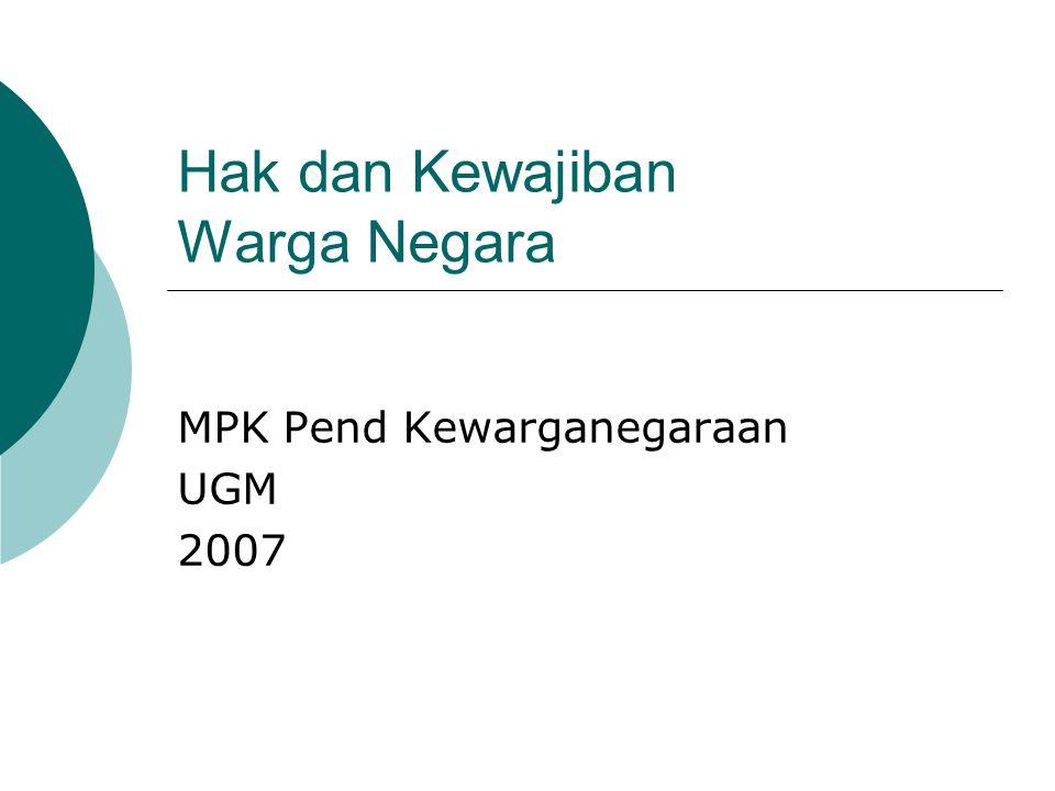 Pengertian hak  Menurut Prof.Dr.