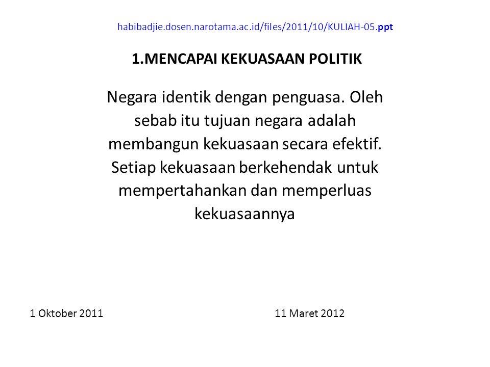 habibadjie.dosen.narotama.ac.id/files/2011/10/KULIAH-05.ppt Negara identik dengan penguasa.