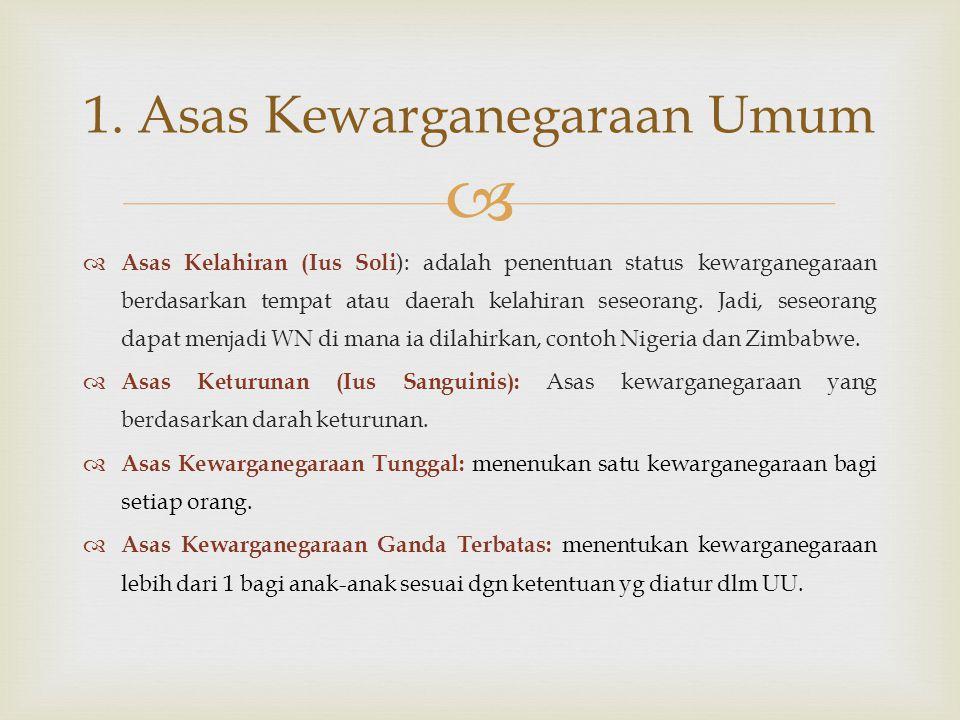  Kewajiban Warga Negara Indonesia :  Wajib menaati hukum dan pemerintahan.