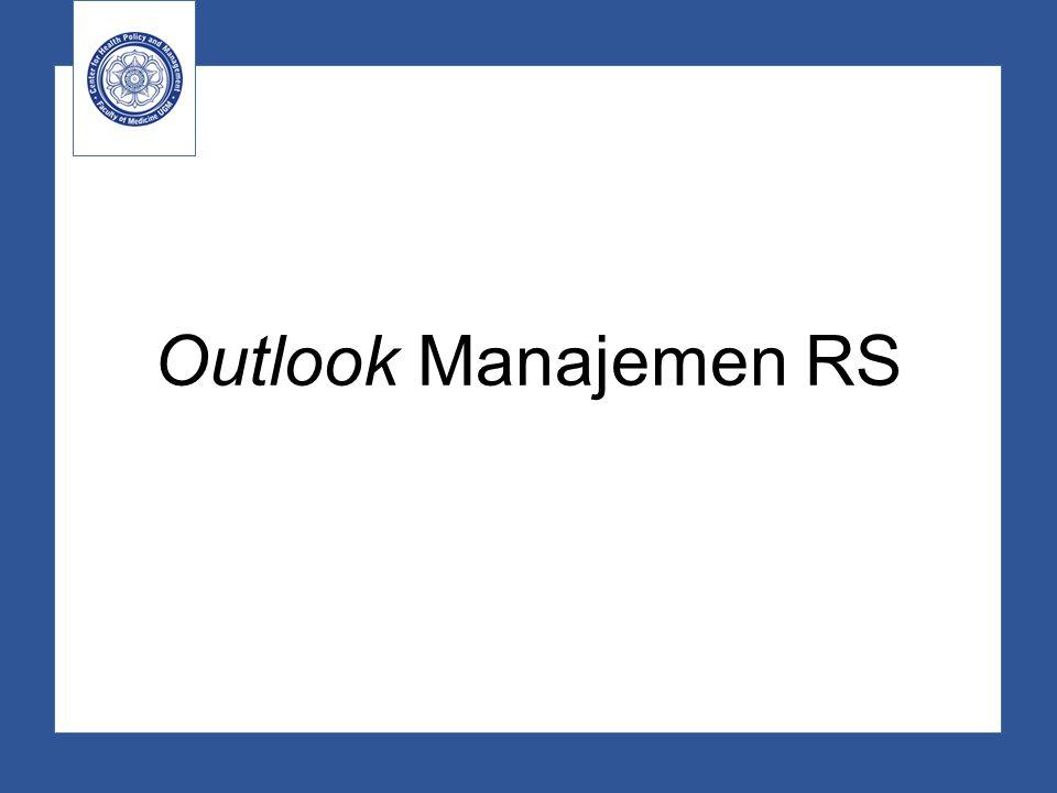 Outlook Manajemen RS