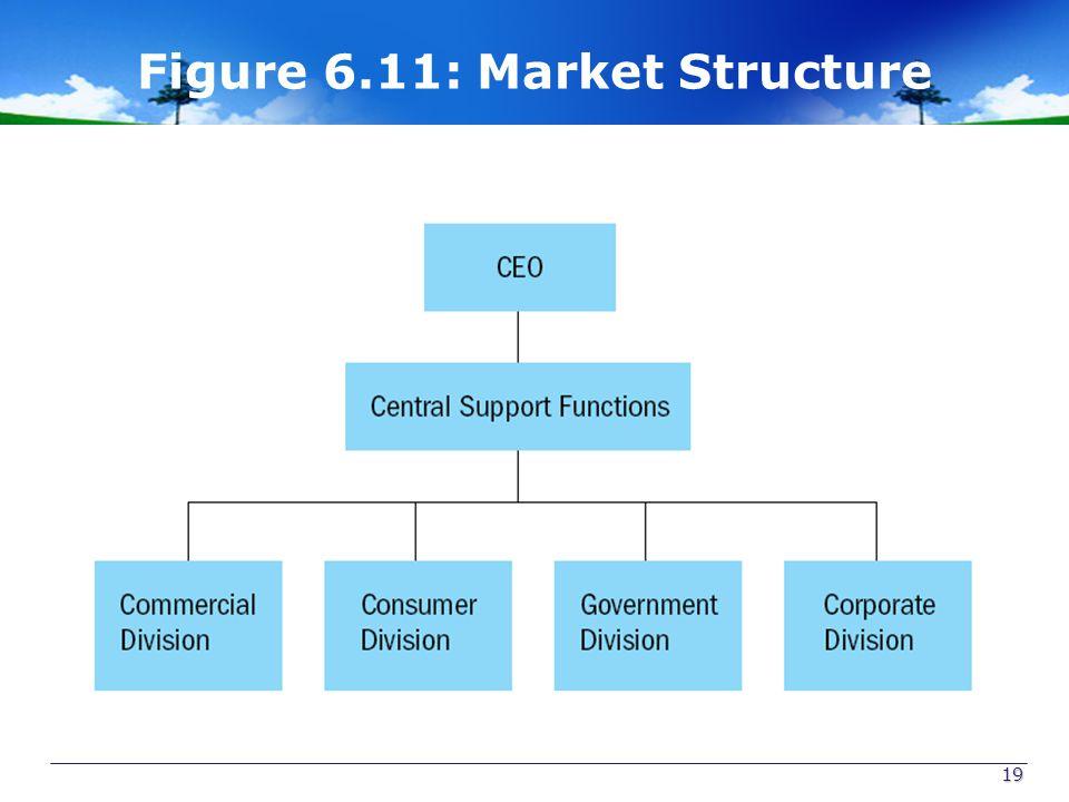 Figure 6.11: Market Structure 19