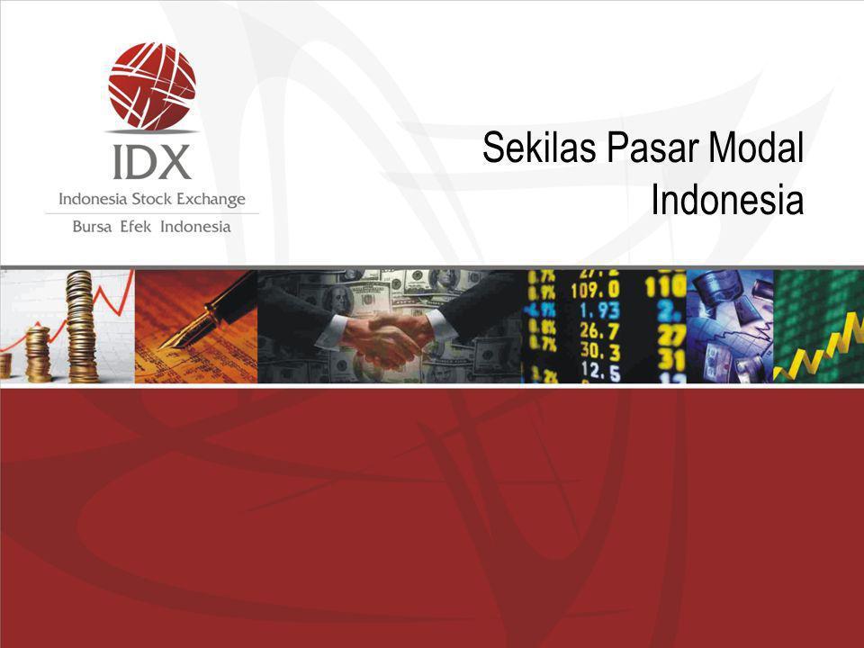 Sekilas Pasar Modal Indonesia