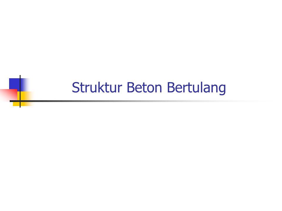 Struktur Beton Bertulang