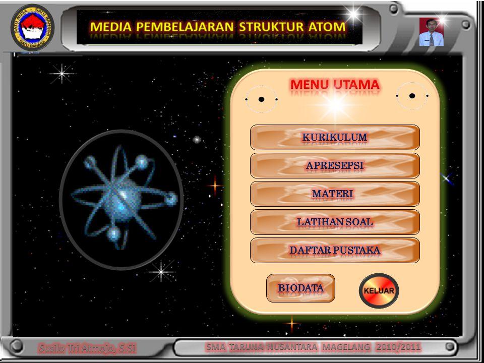 INDIKATOR Dari penembakan sinar α ke dalam pelat berilium akan menghasilkan suatu radiasi atau partikel yang tidak bermuatan.