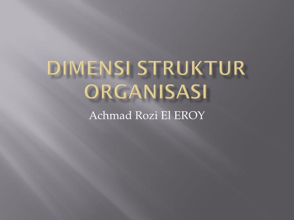 Achmad Rozi El EROY