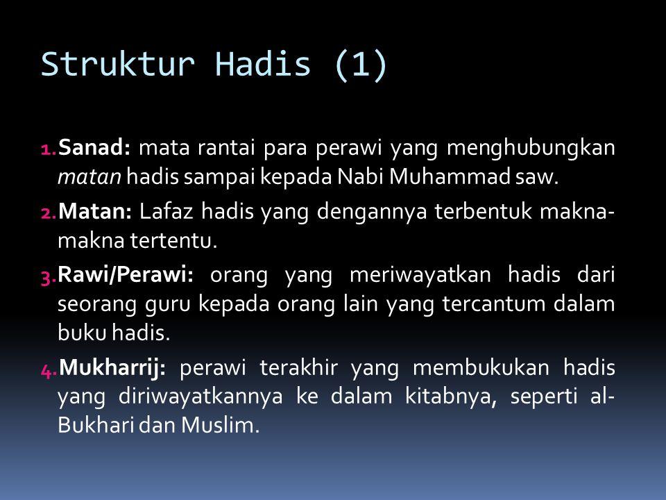 Argumen & Bantahan thdp Inkar al-Sunnah  Argumen: QS.