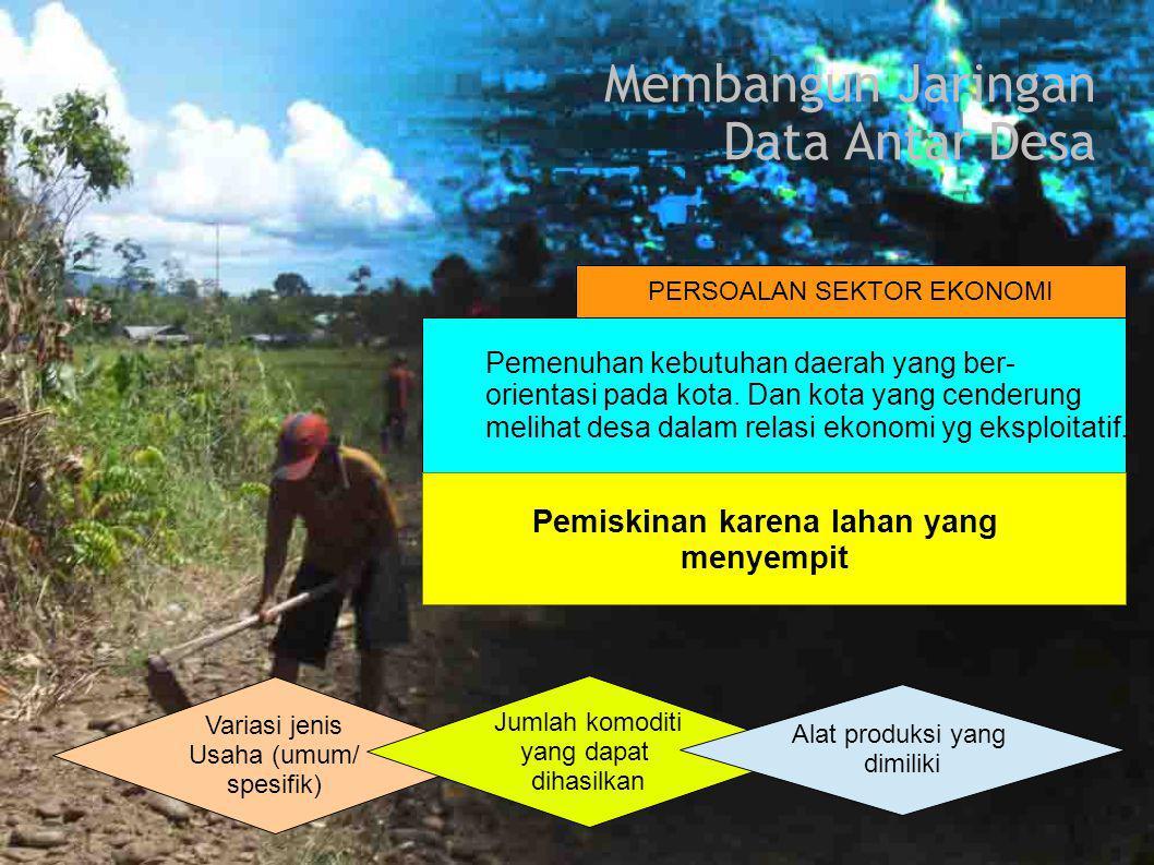 Manfaat Peningkatan Ekonomi  Bahu-membahu dalam menjangkau pasar, baik itu utk memperdagangkan hasil pertanian maupun hasil bumi lainnya.