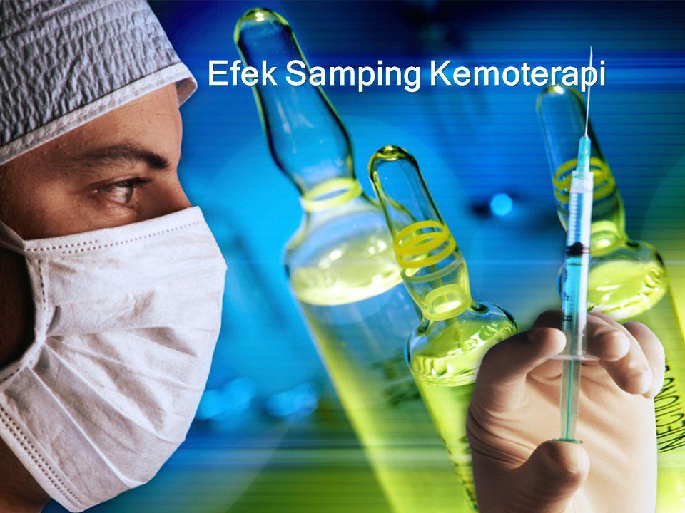 Efek Samping Kemoterapi