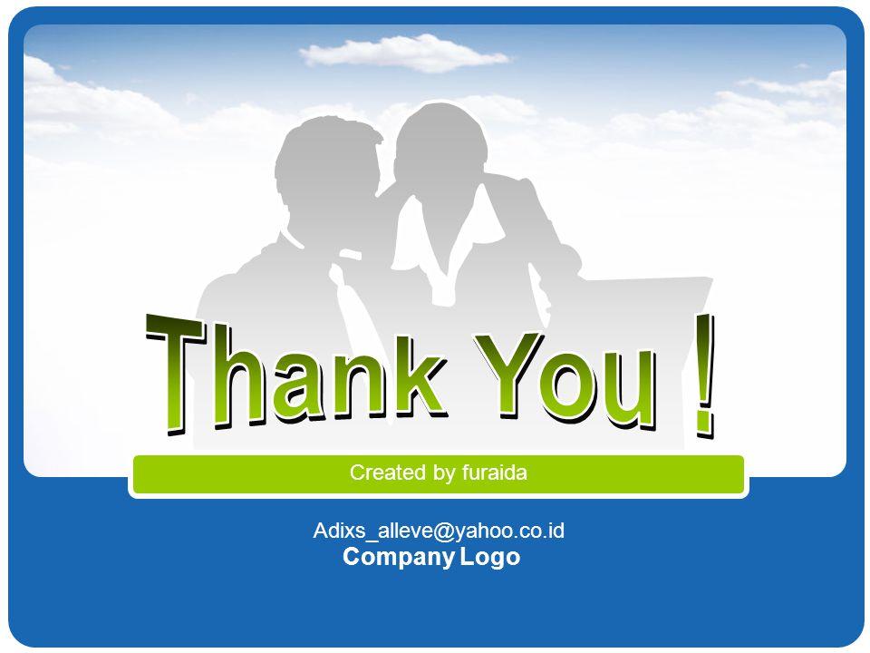 Company Logo Created by furaida Adixs_alleve@yahoo.co.id