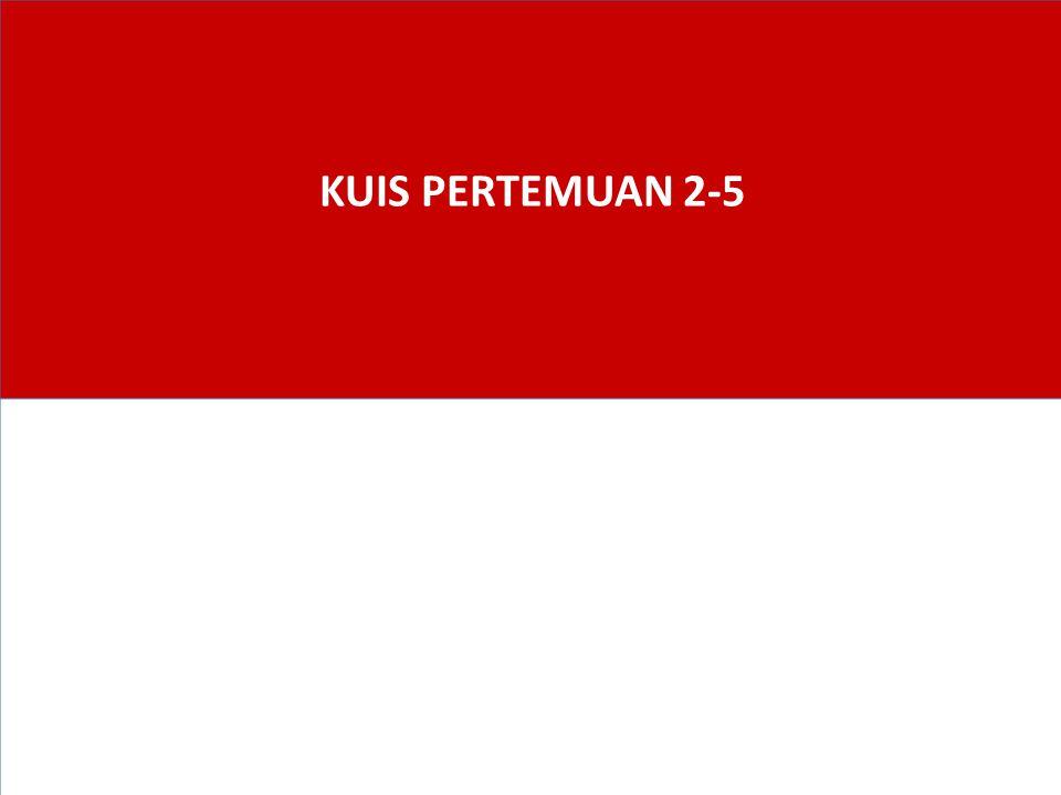 KUIS PERTEMUAN 2-5