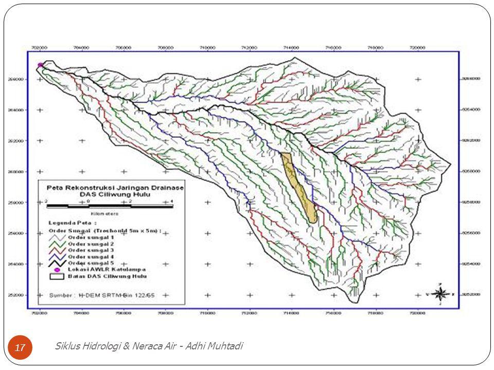 Siklus Hidrologi & Neraca Air - Adhi Muhtadi 17