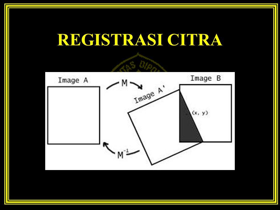 REGISTRASI CITRA
