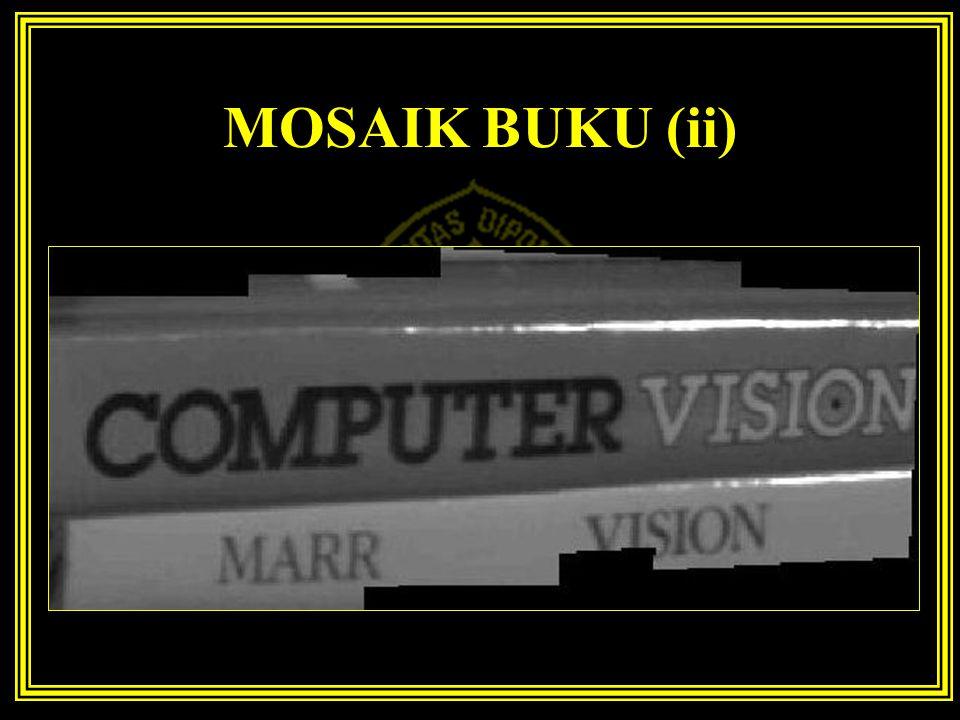 MOSAIK BUKU (ii)