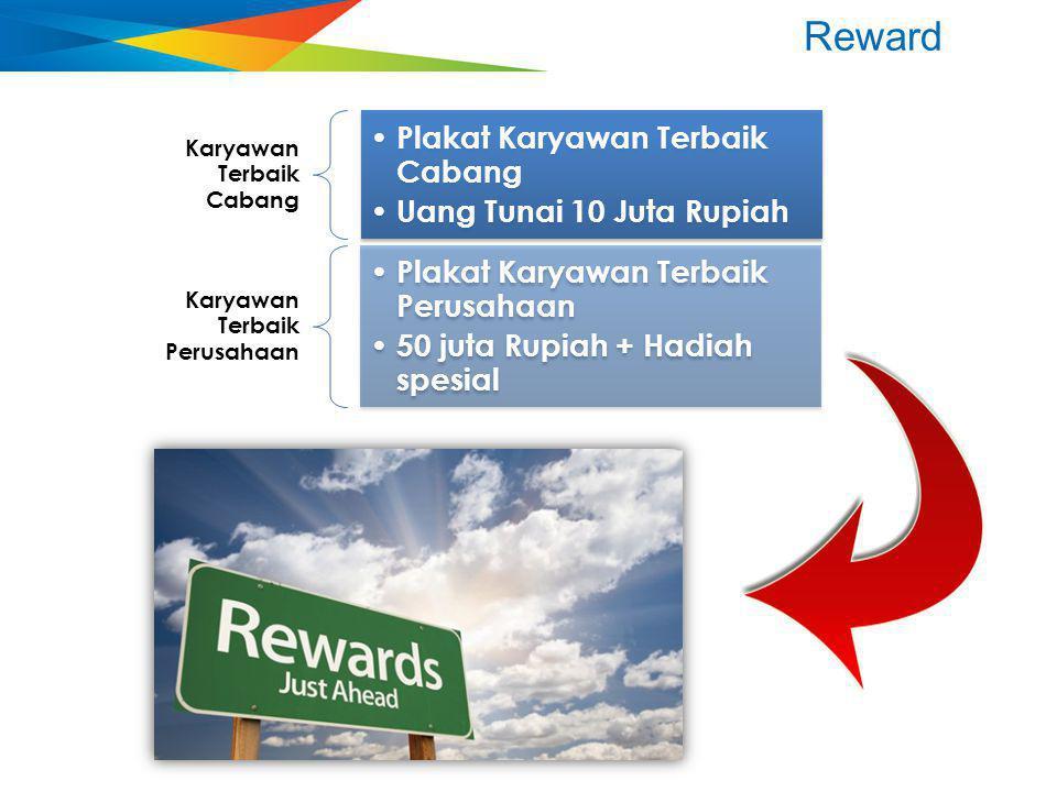 Reward Karyawan Terbaik Cabang Plakat Karyawan Terbaik Cabang Uang Tunai 10 Juta Rupiah Karyawan Terbaik Perusahaan Plakat Karyawan Terbaik Perusahaan