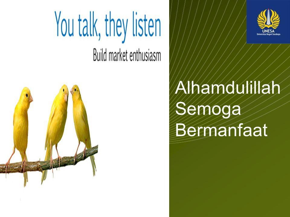 LOGO Alhamdulillah Semoga Bermanfaat