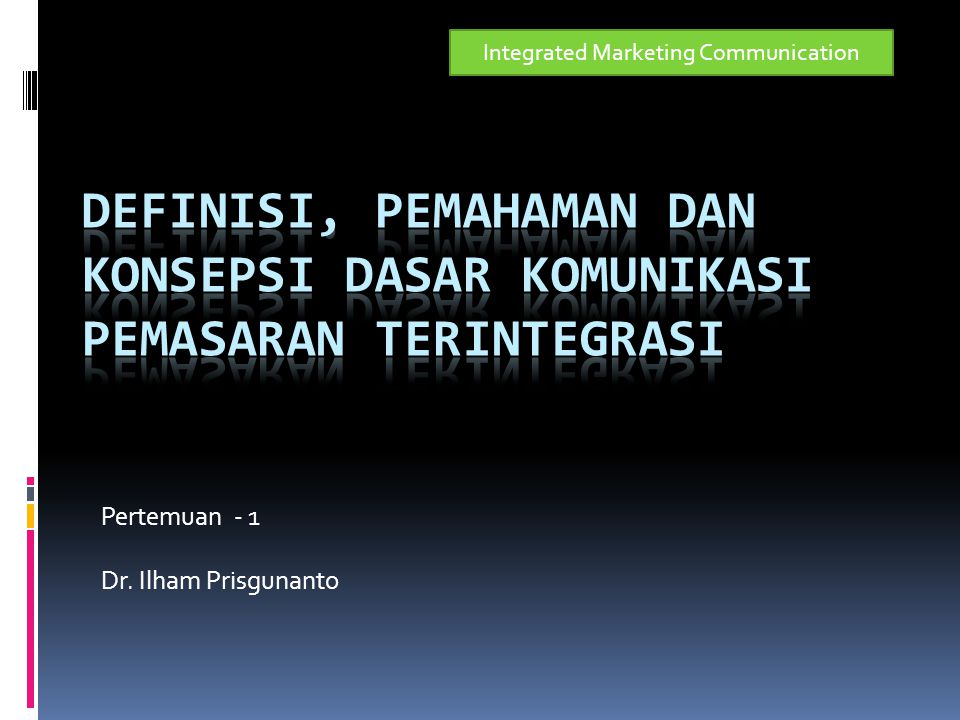 organ isasi Model komunikasi internal Organisasi Induk Lingkungan sekitar/ Customer Perusahaan Lain