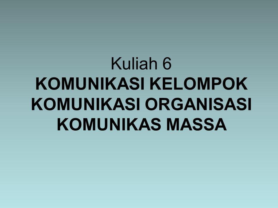 Kompromi; adalah sebuah proses negosiasi, 'give and take', sehingga kelompok tiba pada posisi yang memperhitungkan keinginan semua anggotanya.