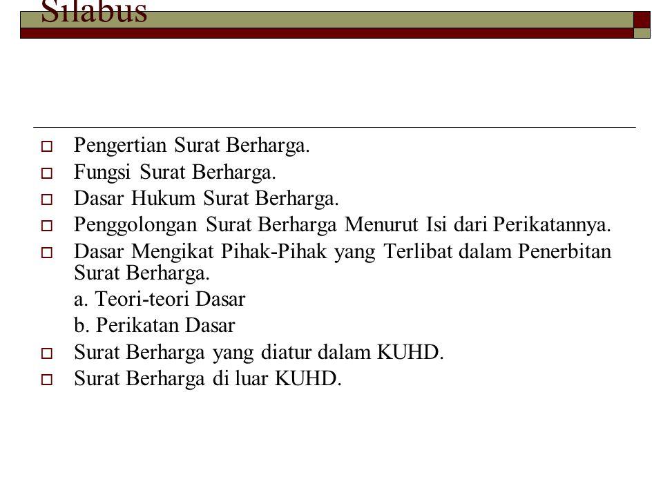 1.SURAT BERHARGA adl........