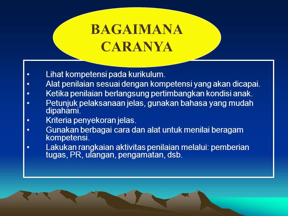 MACAM-MACAM TES OBJEKTIF 1.Tes Benar-Salah (true-false) 2.Tes Pilihan Ganda (multiple choice) 3.Isian (completion) 4.Penjodohan (matching)