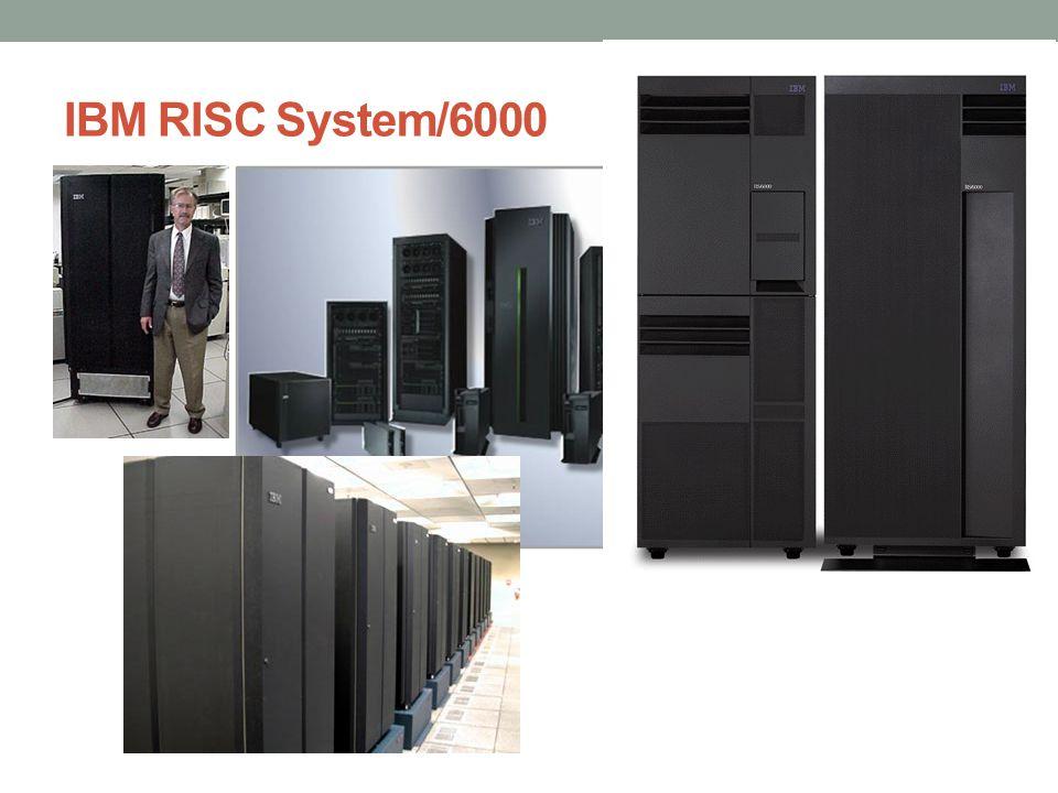 IBM RISC System/6000