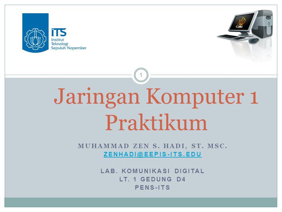 Silabus 1.Pengenalan materi 2. Pengenalan peralatan jaringan (Linux Networking) 3.