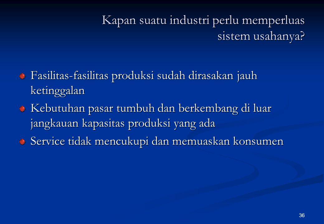 46 Pemilihan Lokasi Pabrik dengan Metode Kualitatif (3) 3.