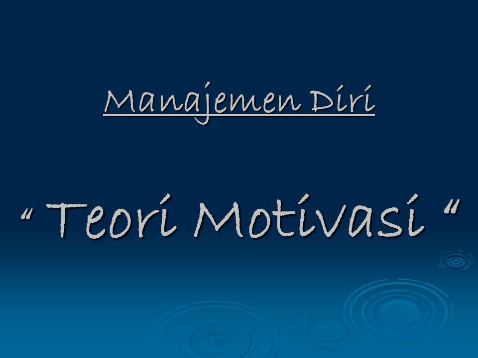 D.Beberapa Teknik Motivasi 1. Uang 2. Partisipasi 3.