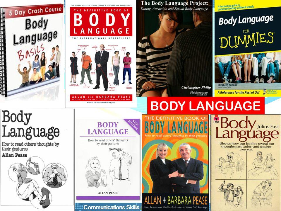 Communications Skills [Achmad Choiron] BODY LANGUAGE