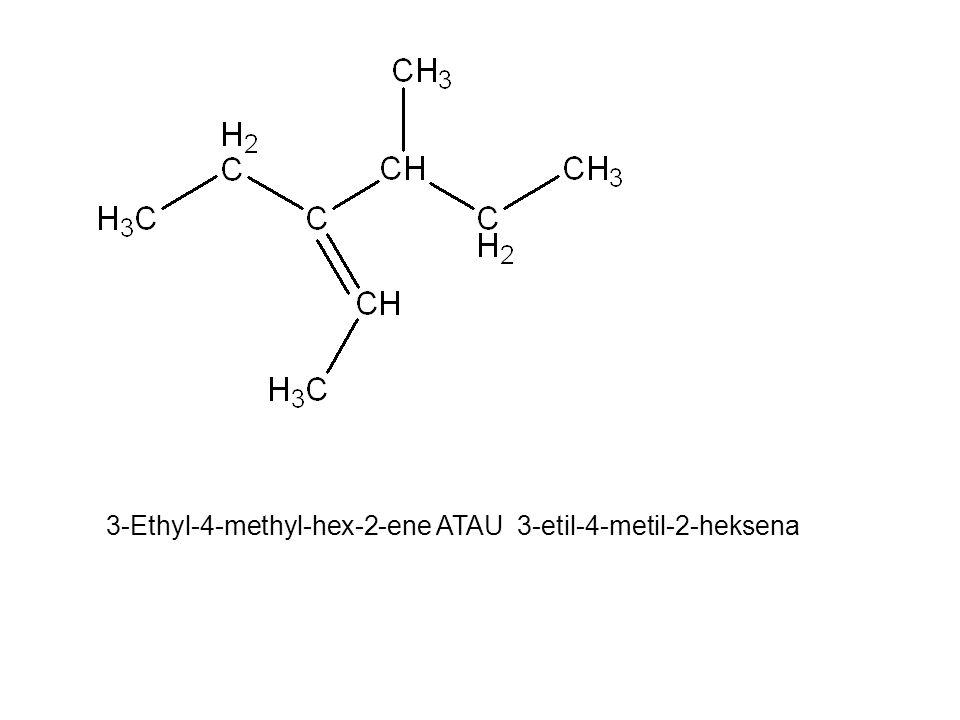 3-Ethyl-4-methyl-hex-2-ene ATAU 3-etil-4-metil-2-heksena