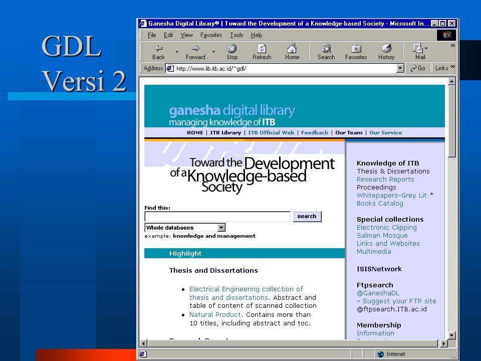 Ganesha Digital Library28 GDL Versi 2