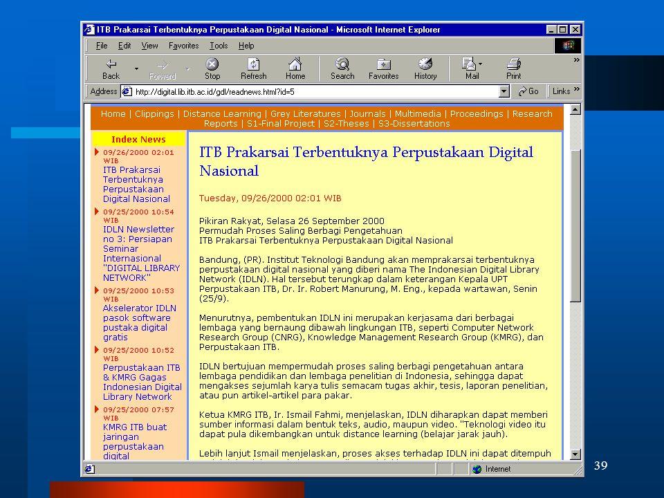 Ganesha Digital Library39