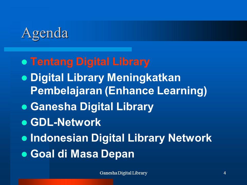 Ganesha Digital Library75 National / Regional Projects Australia –U.