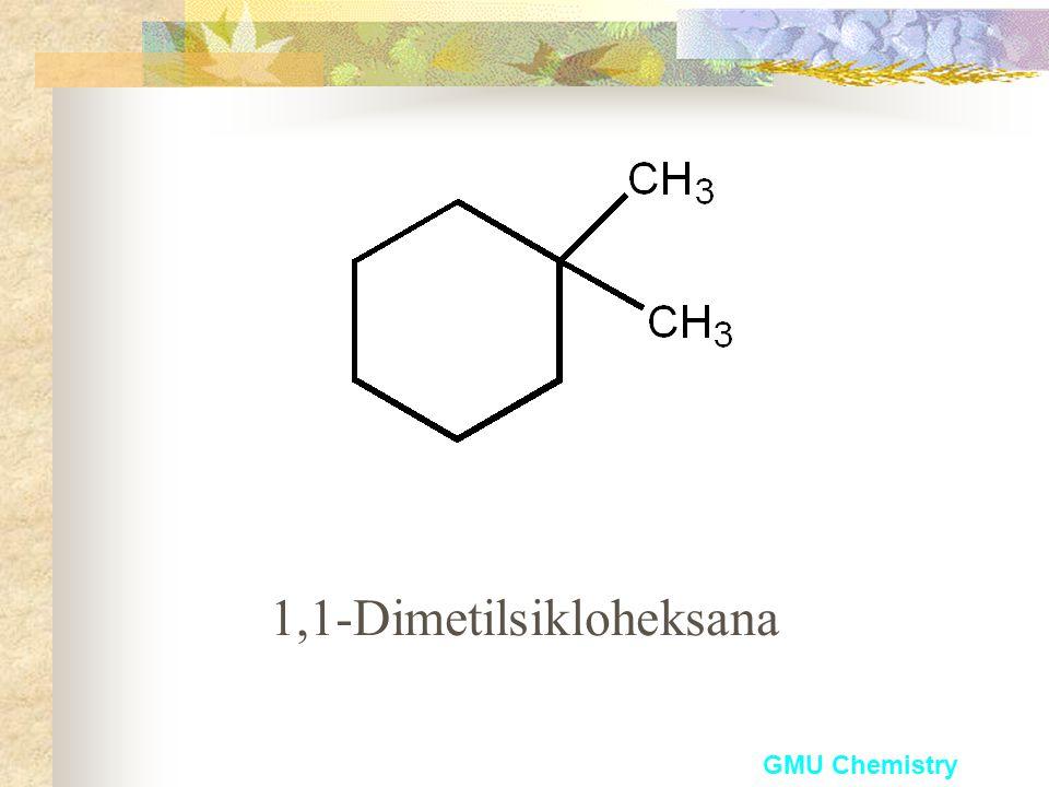 GMU Chemistry Bromosiklopropana