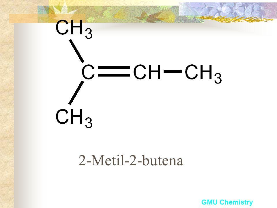 "GMU Chemistry EtenaPropena 1-Butena2-Butena ""Etilena""""Propilena"""