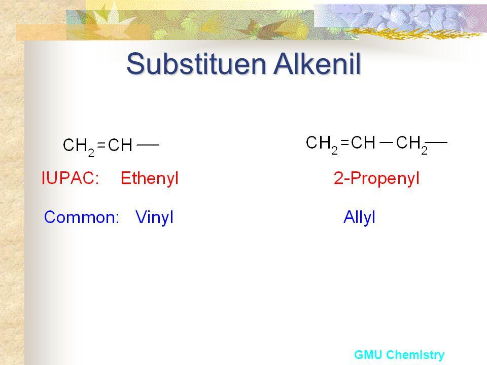 GMU Chemistry SANGAT PENTING Benzena Tidak pernah sebagai sikloheksaatriena!!!
