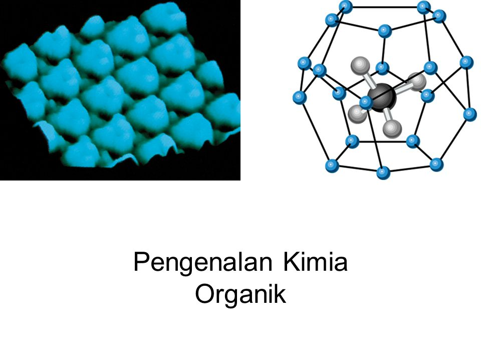 11.1 Unsur-unsur umum dalam senyawa organik