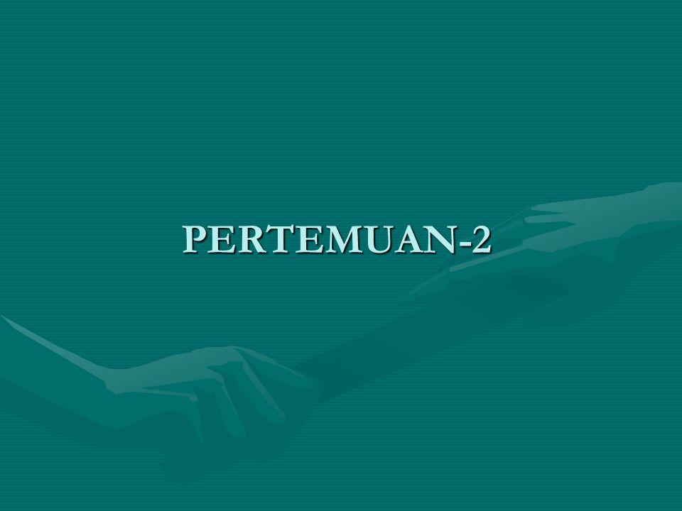 PERTEMUAN-2