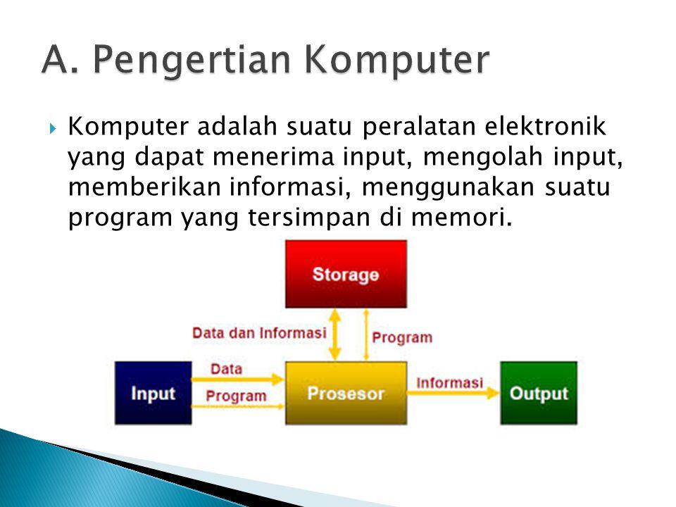 Menurut pendapat Robert Taylor, peranan komputer dalam pendidikan dibagi menjadi 3 bagian yaitu :  TUTOR Sebagai pengajar melalui pendekatan pengajaran berbantukan komputer.
