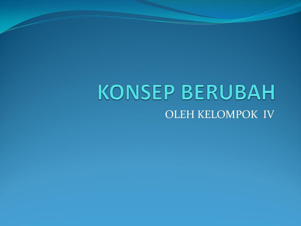 OLEH KELOMPOK IV