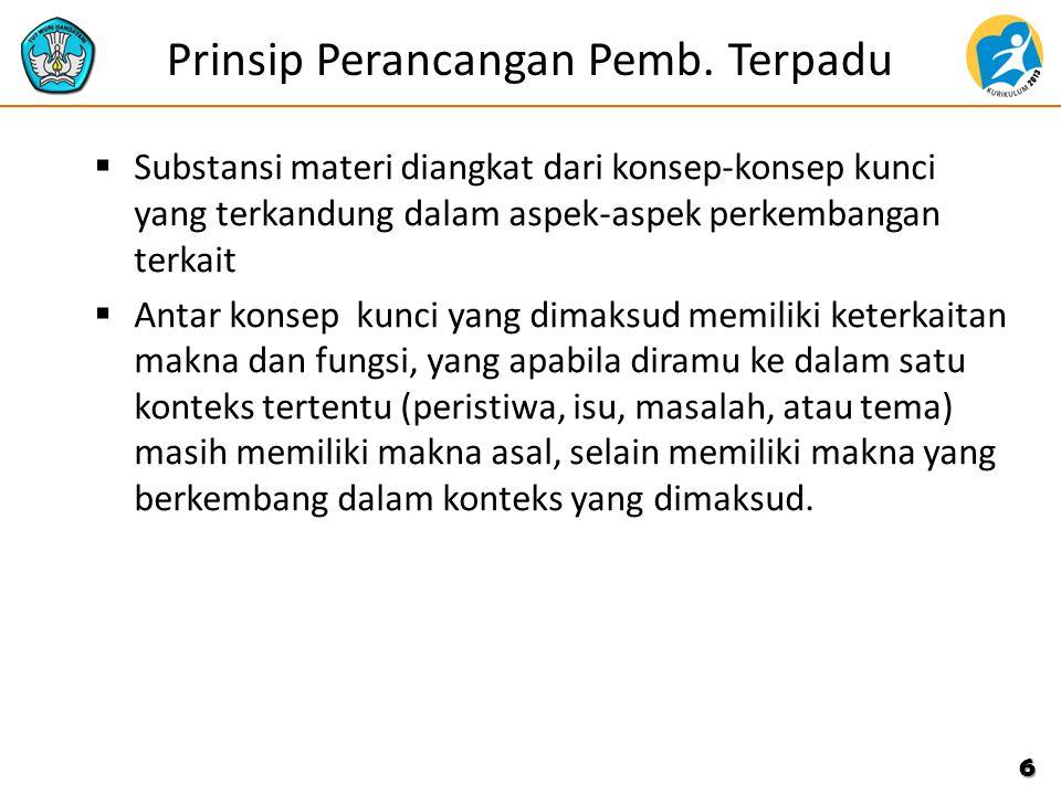 Prinsip Perancangan Pemb.