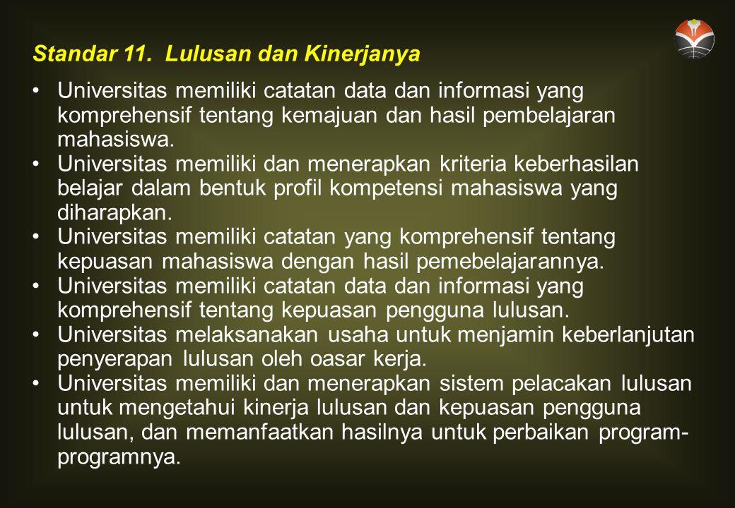 Standar 11.