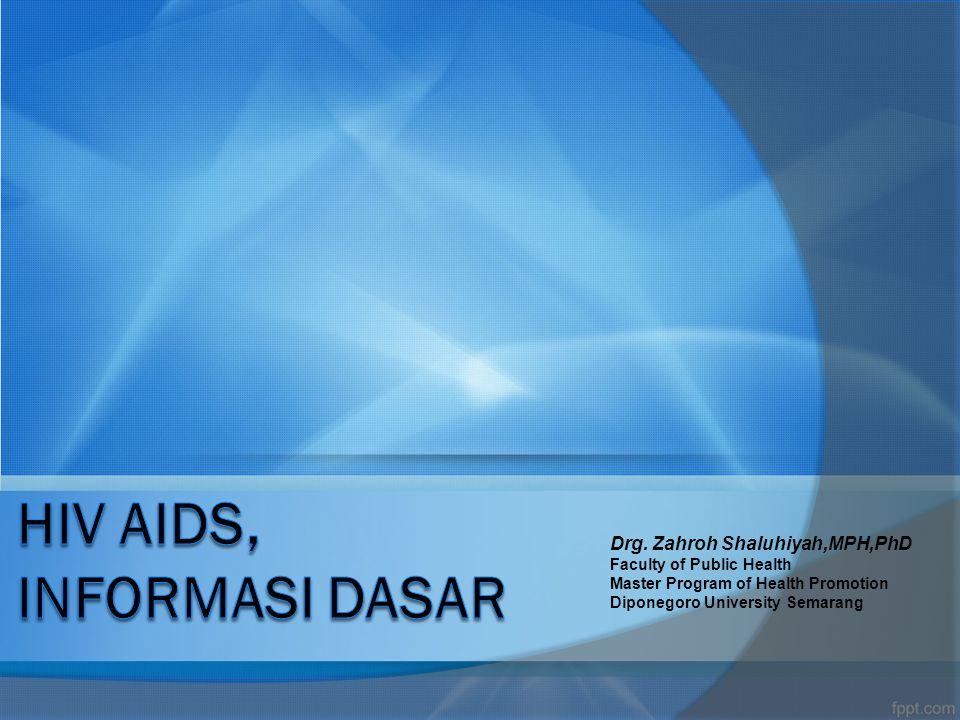Outline  PENGERTIAN HIV DAN AIDS  PERKEMBANGAN HIV  PENULARAN  PENCEGAHAN HIV  DETEKSI DAN PERAWATAN  ODHA DAN OHIDHA